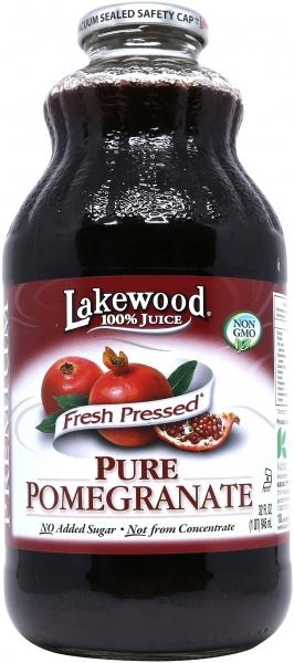 Lakewood Pomegranate Juice Pure 946ml