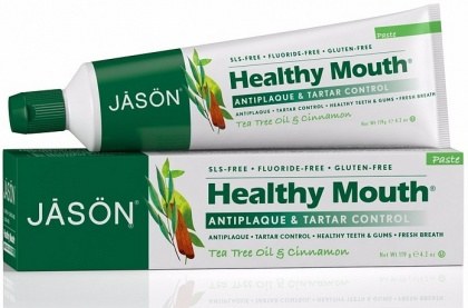 Jason Toothpaste Healthy Mouth Tartar Control 120g
