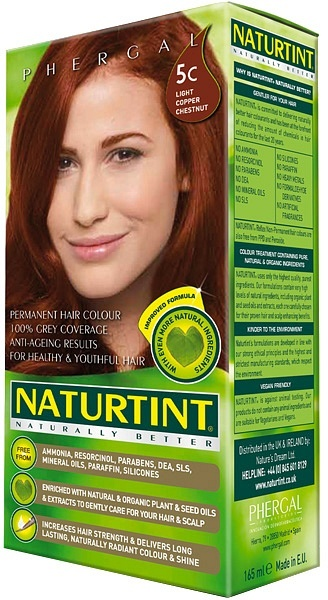 Naturtint Light Copper Chestnut 5C