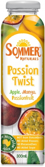 Sommer Naturals Passion Twist 12x300ml
