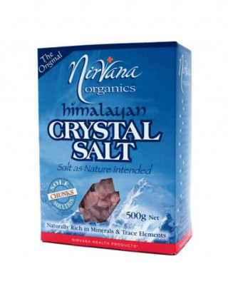 Nirvana Himalayan Crystal Salt Chunks 500gm