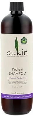 Sukin Protein Shampoo Cap 500ml