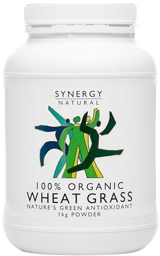 Synergy Organic Wheat Grass 1kg