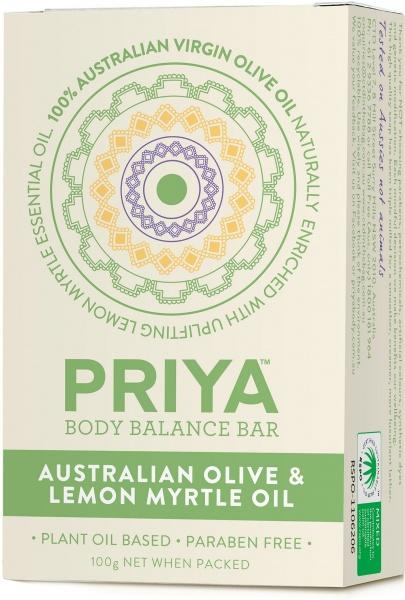 Priya Olive Oil Soap 100g