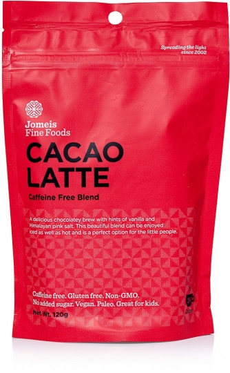 Jomeis Fine Foods Cacao Latte G/F 120g