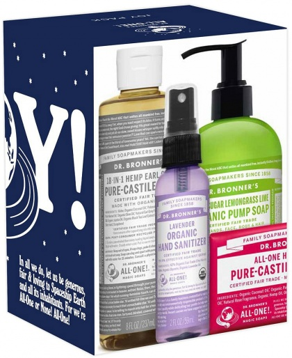 Dr Bronner's Joy Pack