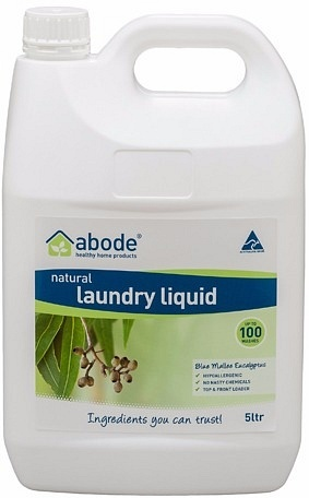 Lavender & Mint Natural Laundry Liquid 2L (Copy)